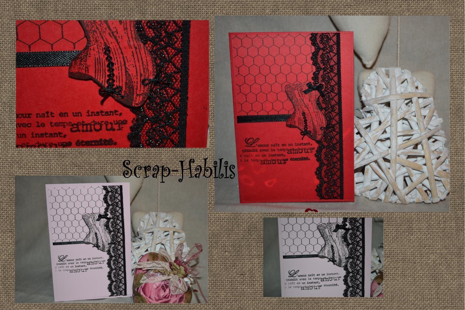Carte pour la saint valentin pour offrir - Idee originale saint valentin ...